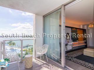 Luxury Mondrian Hotel 1 bedroom, water front - Miami Beach vacation rentals