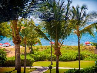 Maui Westside Properties: Hokulani 306 -  2 Bed/2 bath - Hear the Waves! - Kaanapali vacation rentals