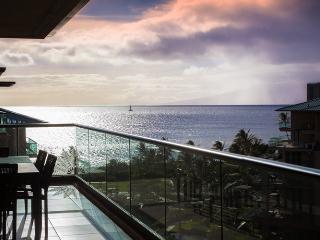 Maui Westside Properties: Hokulani 836 - Great Ocean and Mountain Views - Huge Party Lanai! - Ka'anapali vacation rentals
