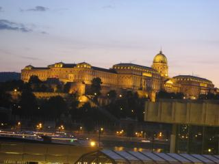 Castle View Studio in the centre with WIFI - Budapest vacation rentals