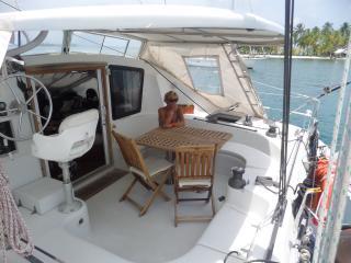 San Blas Panamá charter in catamaran Cush - El Porvenir vacation rentals