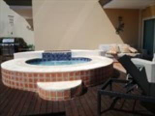 Your garden delight private hot tub! - Garden Delight Two-bedroom condo - E125-2 - Eagle Beach - rentals