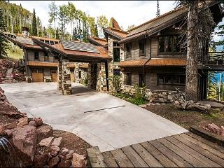 Next To Iron Mountain Express Chair Lift - Multiple Fireplaces and Multiple Decks (2160) - Park City vacation rentals