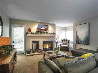 Charming Wood burning Fireplace - Cable/Satellite with DVD and VCR (25131) - Park City vacation rentals