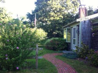 Charming and Private Cape Cod Cottage - a 2 minute walk to Saint's Landing Bay Beach - Brewster vacation rentals