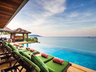 Samui Island Villas - Villa 36 Fantastic Sea Views - Choeng Mon vacation rentals