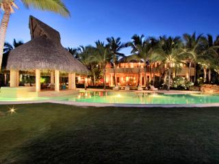 Stunning Sea Front & Golf Course Front Villa - Punta Cana vacation rentals