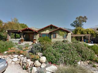 Mission Canyon Craftsman, Peaceful & Close to town - Santa Barbara vacation rentals