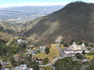 Large 1br - Quito, 92m,modern furnished apartment - Ecuador vacation rentals