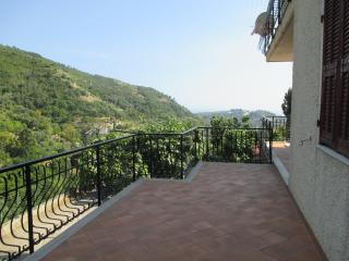 Liguria, vacation rental  ocean and mountainview - Vallebona vacation rentals