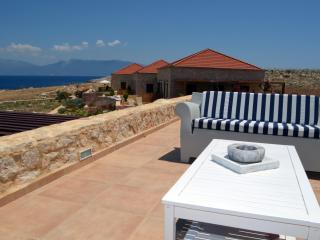 Majestic sea front villa BLU - Halki vacation rentals
