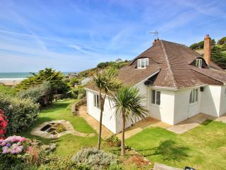 Detached house, amazing sea views, walk to beach - Mawgan Porth vacation rentals