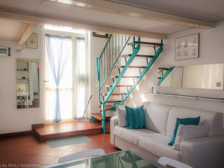 Mini Loft, walking distance to beach, park, trains - Viareggio vacation rentals