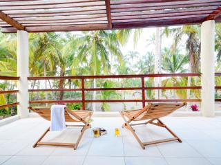 1 bedroom Condo with Outdoor Dining Area in Santa Marta - Santa Marta vacation rentals