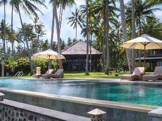Citakara Sari estate- oceanfront villas,tennis - Candidasa vacation rentals