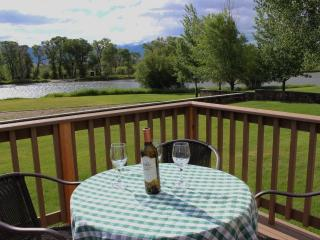 Madison River Home, On the River, Walk to Town - Ennis vacation rentals