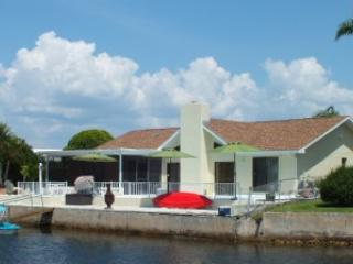 Gorgeous Waterfront on Gulf- This One Has it All! - New Port Richey vacation rentals