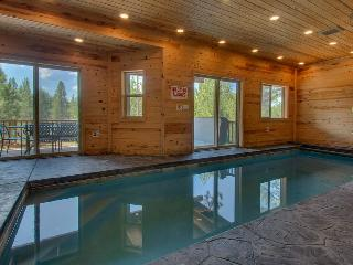 7200 Sq. Ft. Home with Private Indoor Pool, Movie Theater, Hot Tub, Pool Table and more! - The Titan at Toiyabe - South Lake Tahoe vacation rentals