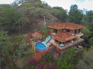 Casa Mirador-Fully a/c, Waterslide Pool & Views - Manuel Antonio National Park vacation rentals
