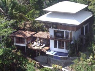 Casa Samba - Deluxe Ocean View Villa W/ Two Pools - Manuel Antonio National Park vacation rentals