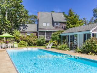 GOLDF - Outstanding Summer Home with Pool, Screened Porch, Beautiful Decor, AC, Wifi, Association Tennis Courts. - Oak Bluffs vacation rentals