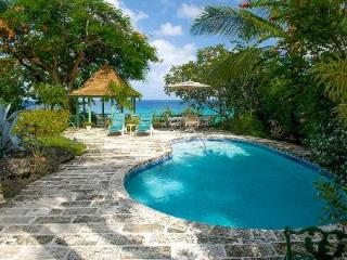 Secluded Senderlea sits cliffside with stairway beach access & tropical pool - Derricks vacation rentals