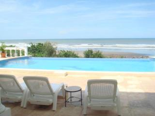 Pochomil Beachfront Villa Rental  Private Pool PL1 - Pochomil vacation rentals