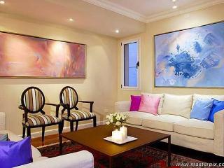 3 bedrooms luxury condo Recoleta:Quintana & Callao - Capital Federal District vacation rentals