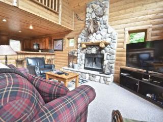 4BR Mountain Cabin - Skiers Paradise, Slope Side, Sleeps 13, Wood Burning Fireplace - Northwest Michigan vacation rentals