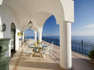 Villa Oliviero, Sleeps 12 - Positano vacation rentals