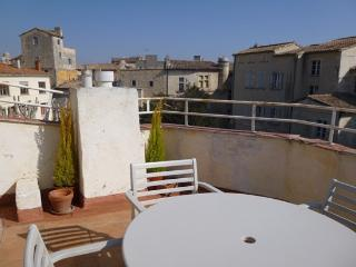 Stone Townhouse Vacation Rental in Historic Arles - Bouches-du-Rhone vacation rentals