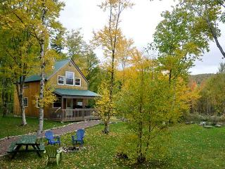 The Eco-Friendly Green Chalet - Englishtown vacation rentals