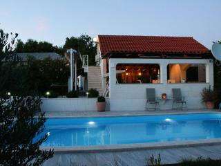 House Marija near Trogir, pool & jacuzzi - Gornji Seget vacation rentals