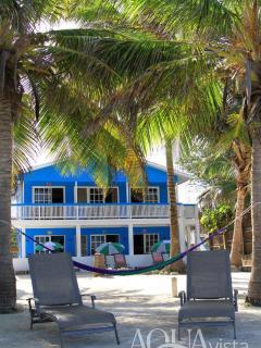 AquaVista Beachfront Suites San Pedro, Belize - San Pedro vacation rentals