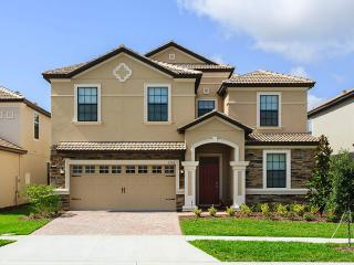 MODERN 8 bed 5b golf villa south facing pool - Orlando vacation rentals