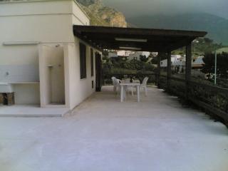 villa del golfo -  laterale - Macari vacation rentals