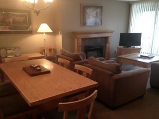 Woodrun Lodge 611 - on Blackcomb, 2 bedroom + den - Whistler vacation rentals
