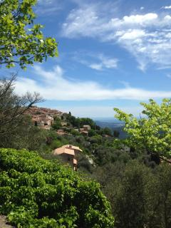 Room and Breakfast in Provencal Village House - Le Tignet vacation rentals