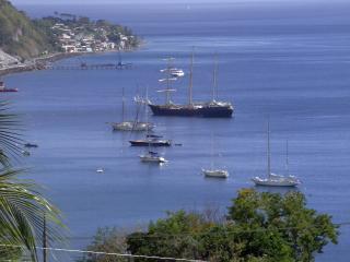 Vidal's Villa at Castle Comfort has stunning views - Baroui vacation rentals