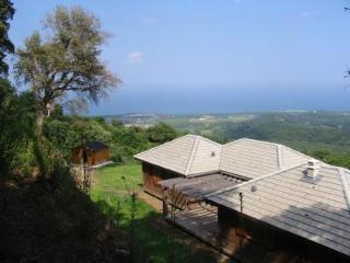 Maison bois isolée bord de mer avec piscine - Santa-Maria-Poggio vacation rentals