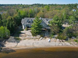 Family-Friendly Georgian Bay Lakefront Home - Nobel vacation rentals