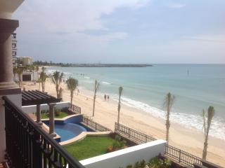 Luxury Resort 3 Bedroom Condo On the Beach - Puerto Morelos vacation rentals