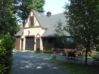 Carriage House on private English Tudor Estate - Hudson Valley vacation rentals