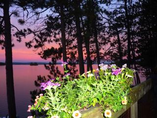 Round Lake Private Cottage WIFI Cable TV SW Views - Killaloe vacation rentals