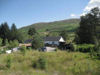 But'N'Ben Nr. Fort William With log chalet BBQ hut - Fort William vacation rentals