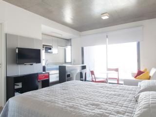 Bright 1 bedroom Sao Paulo Condo with Balcony - Sao Paulo vacation rentals