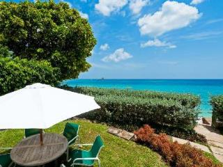 Thespina - Spacious beachfront villa with several outdoor living spaces & tropical gardens - Holetown vacation rentals