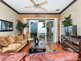 633 Cinnamon Beach Front, 3rd Floor Ocean Front, Huge Balcony - Palm Coast vacation rentals