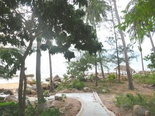 Beach Villa Phangan Apartment,Beachfront apartment - Koh Phangan vacation rentals