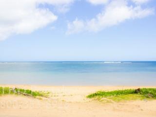 Beautiful 5 Bedroom Beachfront Home, Sleeps 13 - Princeville vacation rentals
